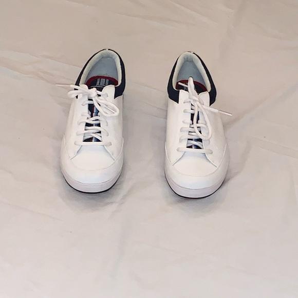 Keds White Rebellion Sneakers Size 75us